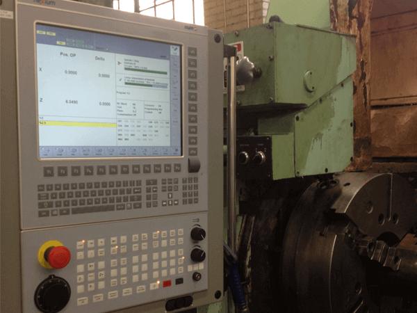 CNC Retrofits NUM CNC